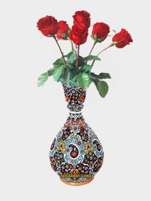 گلدان شاه رضایی حلقه دار