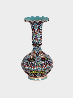 گلدان عدسی باستانی